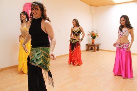 Cursos de Danza Arabe